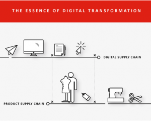 The Essence of Digital Transformation